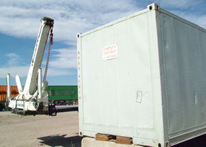 Complete Container Services - Your Complete Storage Solution